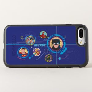 Justice League Action | Stand By For Action OtterBox iPhone Case