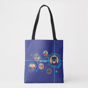 Justice League Action | Stand By For Action Tote Bag