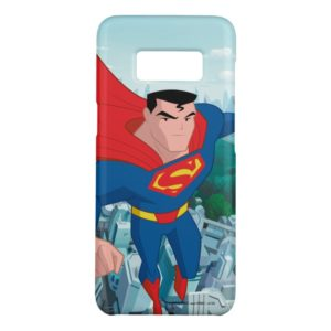 Justice League Action | Superman Character Art Case-Mate Samsung Galaxy S8 Case