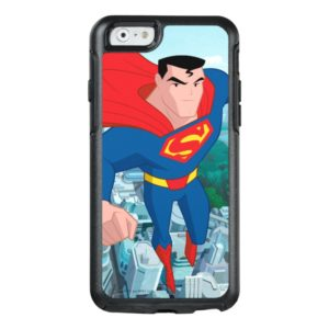 Justice League Action | Superman Character Art OtterBox iPhone Case