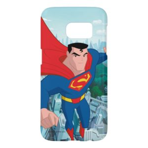 Justice League Action | Superman Character Art Samsung Galaxy S7 Case
