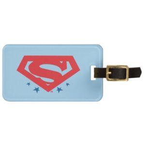 Justice League Action | Superman Logo Bag Tag