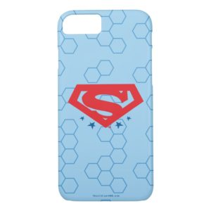 Justice League Action | Superman Logo Case-Mate iPhone Case