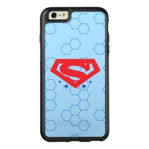 Justice League Action | Superman Logo OtterBox iPhone Case