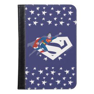 Justice League Action | Superman Over S-Shield iPad Mini Case