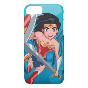Justice League Action | Wonder Woman Character Art Case-Mate iPhone Case