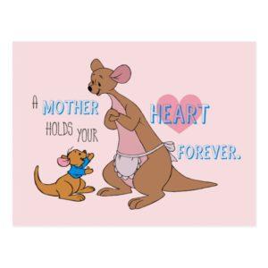 Kanga & Roo | Mother Quote Postcard