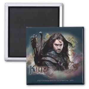 Kili With Name Magnet