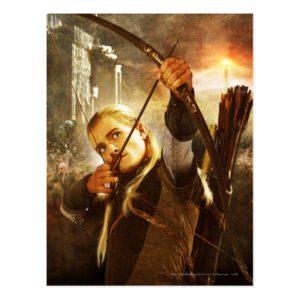 LEGOLAS GREENLEAF™ in Action Postcard