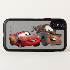 Lightning McQueen and Mater OtterBox iPhone Case