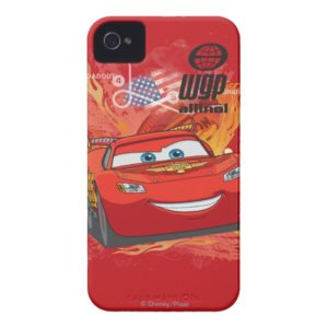 Lightning McQueen  - Piston Cup Champion Case-Mate iPhone Case