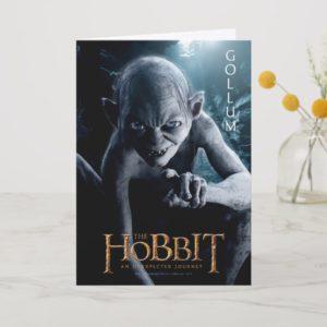 Limited Edition Artwork: GOLLUM™ Card
