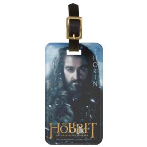 Limited Edition Artwork: THORIN OAKENSHIELD™ Bag Tag