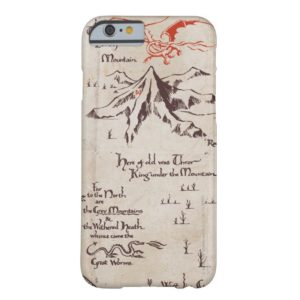 Lonely Mountain Case-Mate iPhone Case
