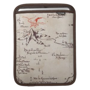 Lonely Mountain Sleeve For iPads