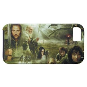 LOTR Movie Poster Art Case-Mate iPhone Case