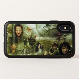LOTR Movie Poster Art OtterBox iPhone Case