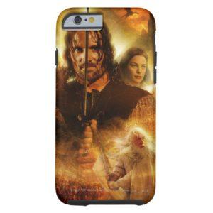 LOTR: ROTK Aragorn Movie Poster Case-Mate iPhone Case