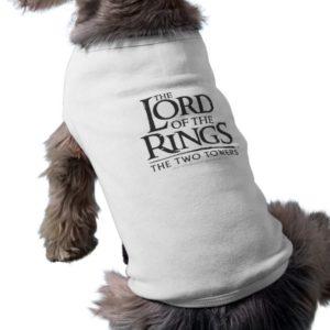 LOTR Stacked Logo Shirt