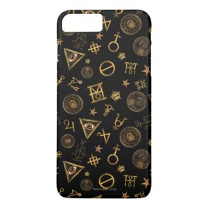 MACUSA™ Magic Symbols And Crests Pattern Case-Mate iPhone Case