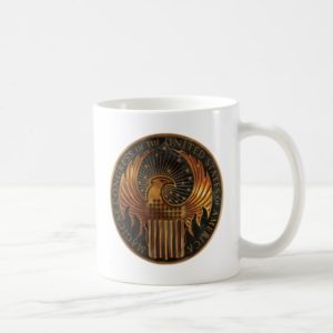 MACUSA™ Medallion Coffee Mug