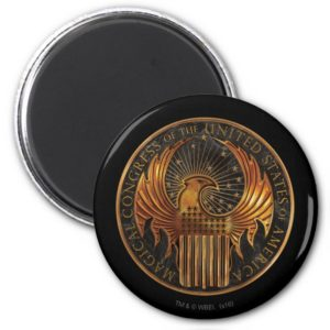 MACUSA™ Medallion Magnet