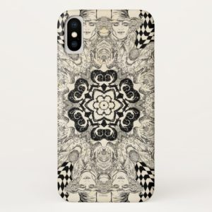 Mad Hatter Kaleidoscope 2 Case-Mate iPhone Case
