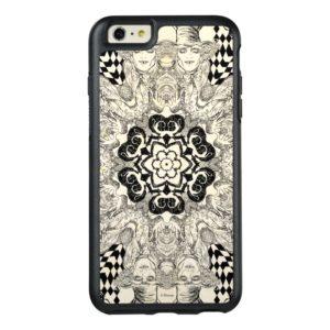 Mad Hatter Kaleidoscope 2 OtterBox iPhone Case