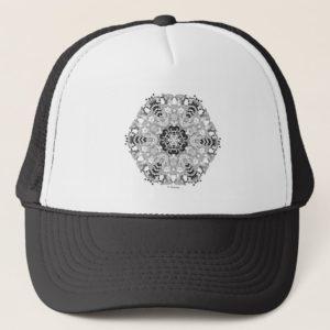 Mad Hatter Kaleidoscope Trucker Hat