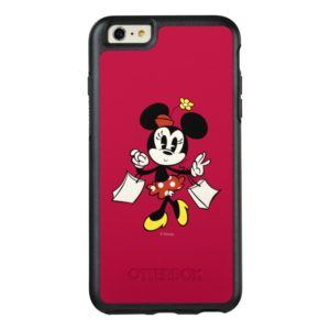 Main Mickey Shorts | Minnie Shopping OtterBox iPhone Case