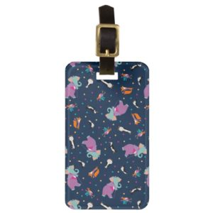 Mary Poppins | All Mixed Up Pattern Bag Tag