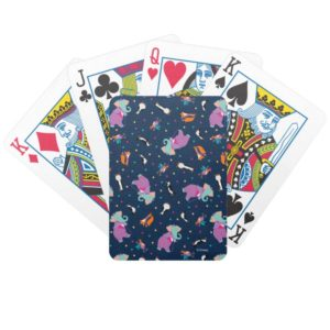 Mary Poppins | All Mixed Up Pattern Bicycle Playing Cards