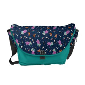 Mary Poppins | All Mixed Up Pattern Courier Bag