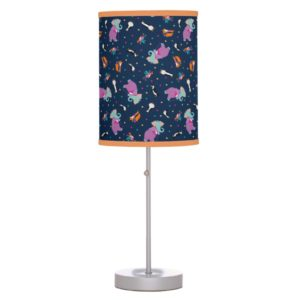 Mary Poppins | All Mixed Up Pattern Desk Lamp