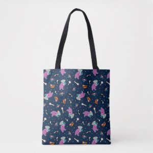 Mary Poppins | All Mixed Up Pattern Tote Bag