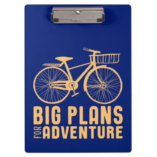 Mary Poppins   Big Plans for Adventure Clipboard