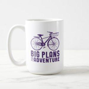 Mary Poppins | Big Plans for Adventure Coffee Mug