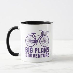 Mary Poppins | Big Plans for Adventure Mug