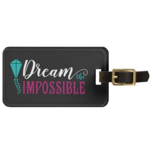 Mary Poppins | Dream the Impossible Bag Tag