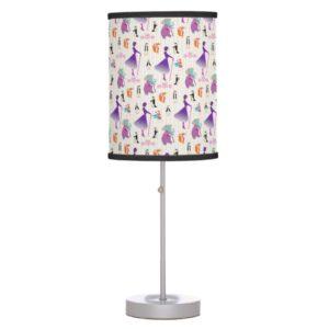 Mary Poppins & Friends Striped Pattern Desk Lamp