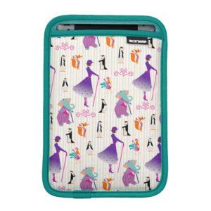 Mary Poppins & Friends Striped Pattern iPad Mini Sleeve