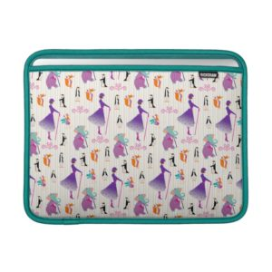 Mary Poppins & Friends Striped Pattern MacBook Air Sleeve