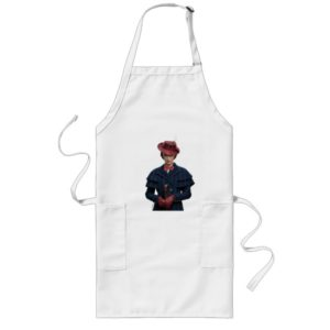 Mary Poppins Long Apron
