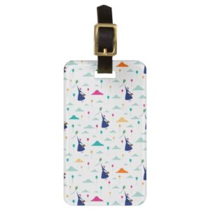 Mary Poppins | Magic Fills the Air Pattern Bag Tag