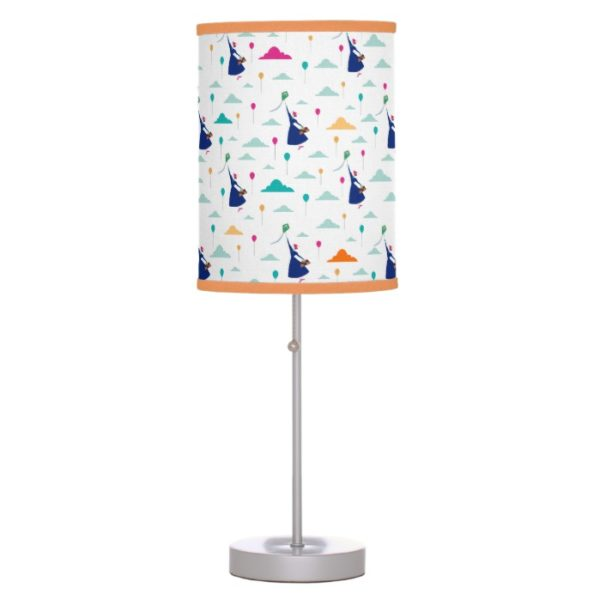 Mary Poppins   Magic Fills the Air Pattern Desk Lamp