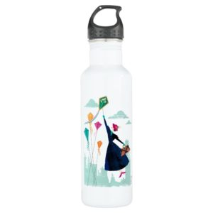 Mary Poppins | Magic in the Air Stainless Steel Water Bottle