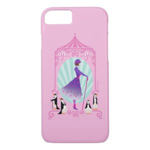 Mary Poppins & Penguins Case-Mate iPhone Case