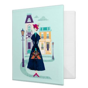 Mary Poppins | Spoonful of Sugar 3 Ring Binder