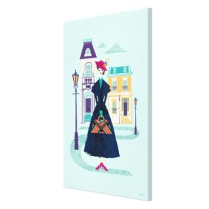 Mary Poppins | Spoonful of Sugar Canvas Print