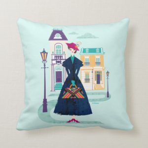 Mary Poppins | Spoonful of Sugar Throw Pillow
